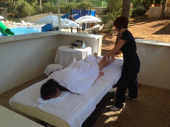 Vell Mari Hotel & Resort : Relax Area
