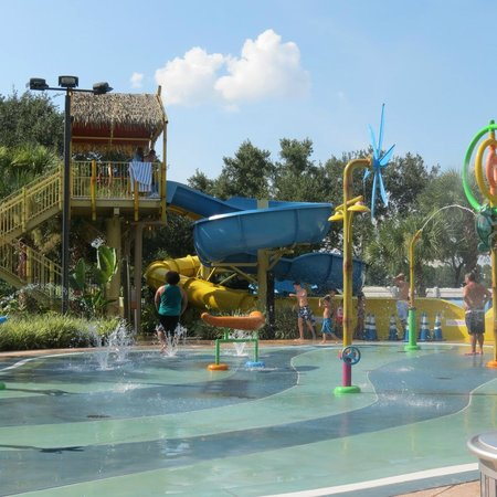 Renaissance Orlando at SeaWorld : kids area