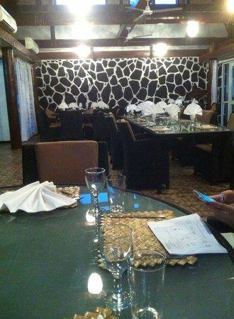 Samoa Tradition Resort: Hotel Restaurant