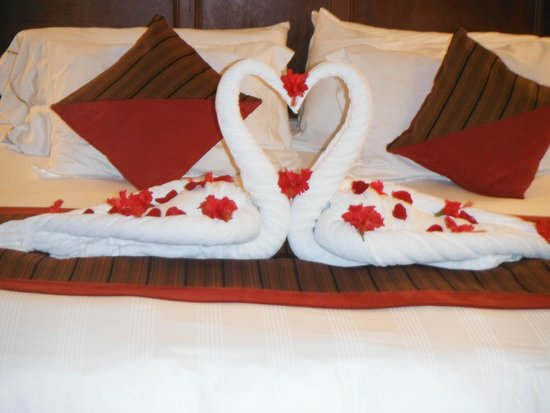 The Royal Playa del Carmen: Towels