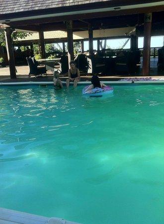 Samoa Tradition Resort: Pool