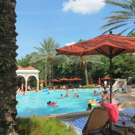 Renaissance Orlando at SeaWorld : pool