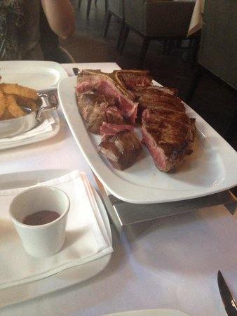 George Prime Steak : Steak for 2.