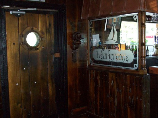 Stafford's Weathervane Restaurant : the Place...