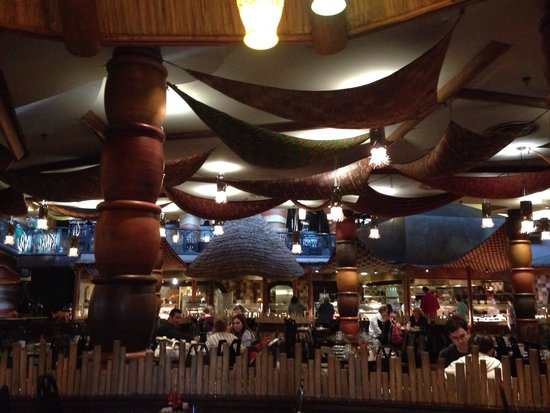 Boma - Flavors of Africa: Boma restaurant- a great place