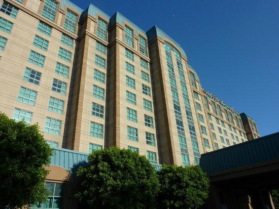 Renaissance Los Angeles Airport Hotel: Hovedfasade