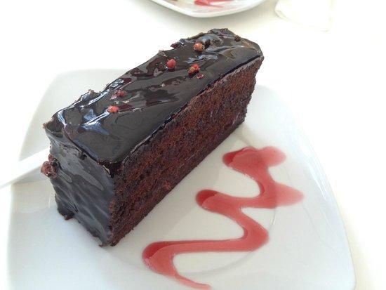 Mercado Bom Sucesso: тортик от Chocolate Rosa