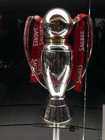 Estadio do Sport Lisboa e Benfica: coupe liga ZON SAGRES