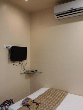 P.A.Residency: Habitación