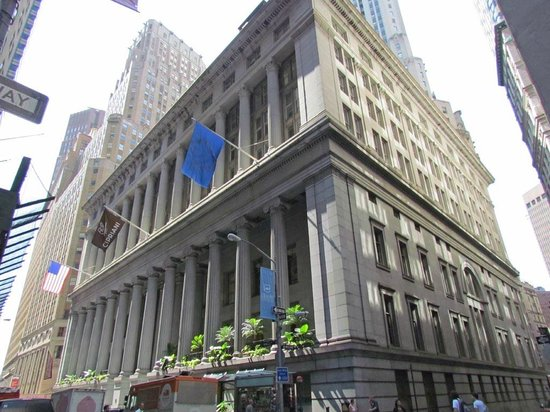 Wall Street Walks : Wall Street Walk 1