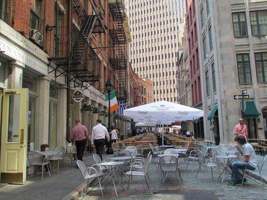 Wall Street Walks: Wall Street Walk 6