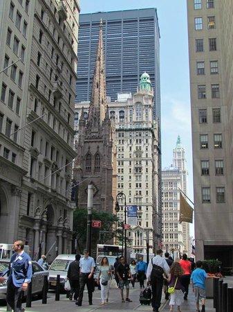 Wall Street Walks: Wall Street Walk 5