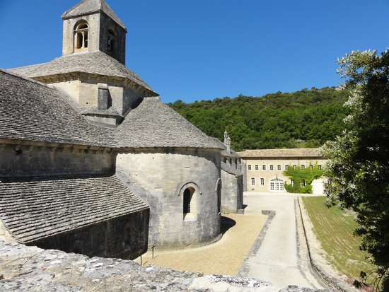 Tours in Provence - Day Tours : Abadia de Sananque, Luberon