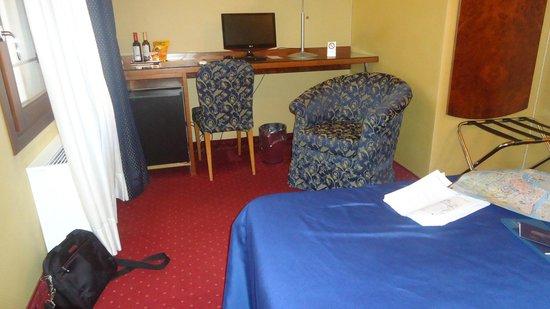 Ca' del Campo Hotel: Habitación