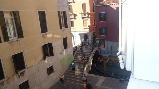 Ca' del Campo Hotel: Vista desde una de las habitaciones