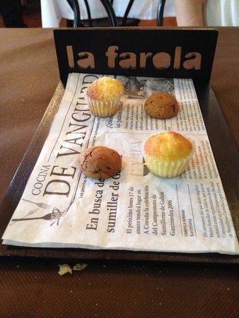 Altura, España: Cortesía de la casa para el café