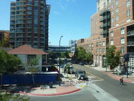Hotel Indigo San Diego Gaslamp Quarter: Utsikt fra rom