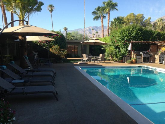 Desert Riviera Hotel: Pristine pool area part 2