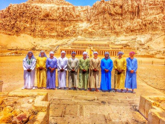 Memphis Tours: Temple of Hatshepsut