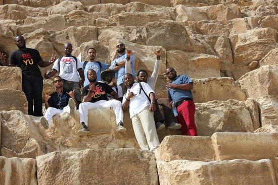 Memphis Tours: Pyramid of Khufu(Great Pyramid)