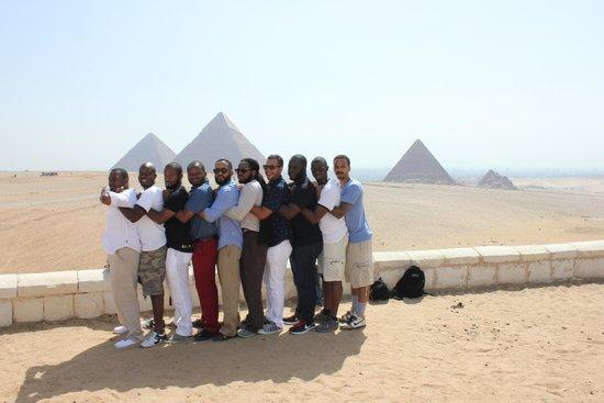 Memphis Tours: Giza Plateau 2
