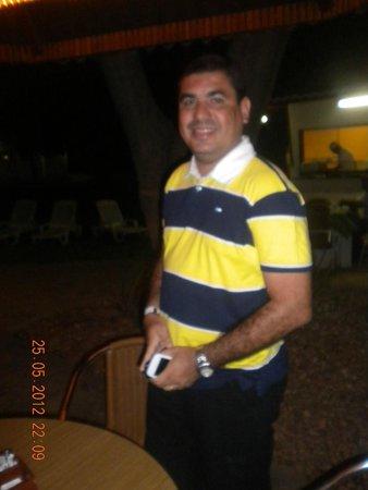 Thermas Hotel & Resort: dependencias do hotel