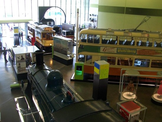 The Riverside Museum of Transport and Travel: que belleza