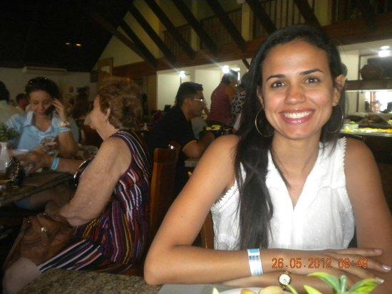 Thermas Hotel & Resort: cafe da manha