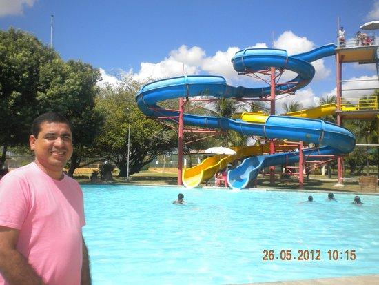 Thermas Hotel & Resort: toboagua
