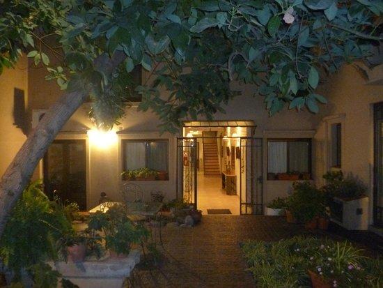Hotel del Antiguo Convento: Patio