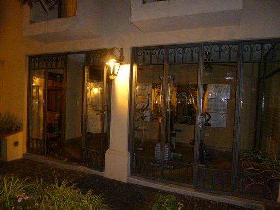 Hotel del Antiguo Convento: Gimnasio