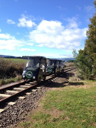 Railcruising: Time to go for a ride!