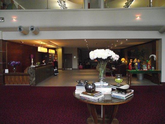 Cork International Hotel: Hotel Reception