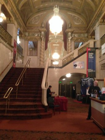 Lobby Leading To Grand Staircase Picture Of Benedum Center
