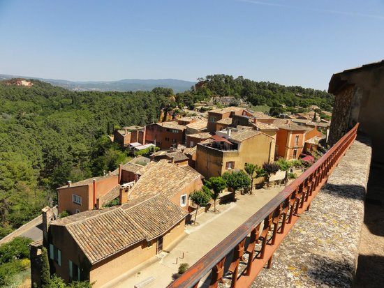 Tours in Provence - Day Tours: Roussillon