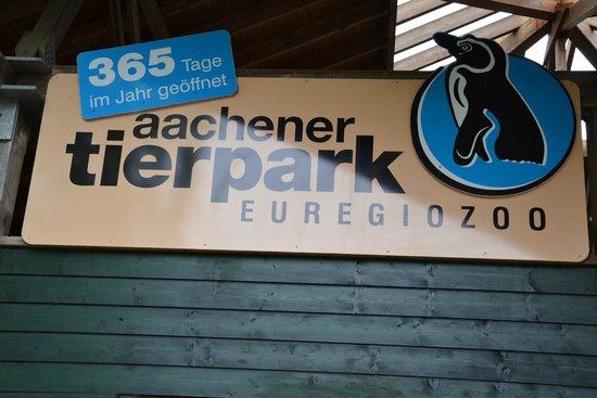 Tierpark Aachen: Зоопарк открыт круглый год