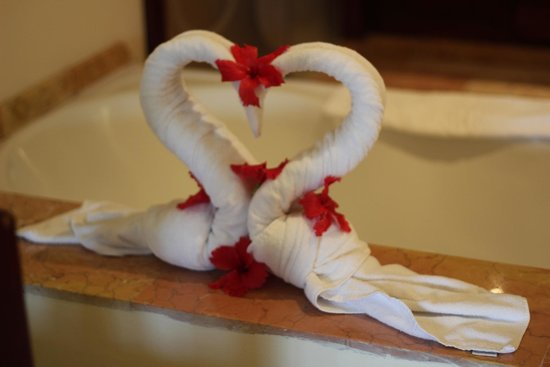 Majestic Colonial Punta Cana : Towel swan