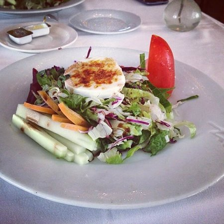 Majestic Colonial Punta Cana : Salad at Le Gourmet