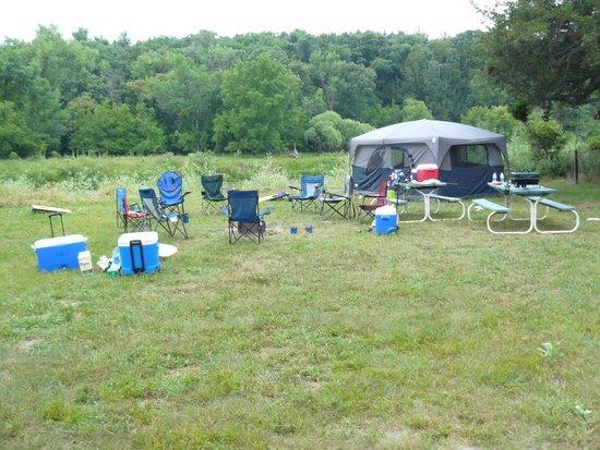 Fritz's Island Campground