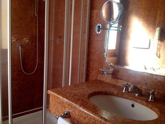 B4 Bellini Venezia : Bagno con doccia