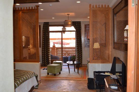La Maison Arabe : Room