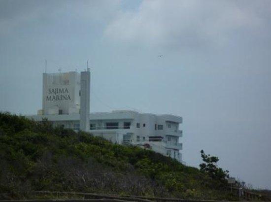 Sajima Marina Hotel : 佐島マリーナホテル