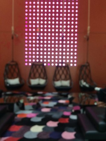 W Barcelona: Hotel Lobby