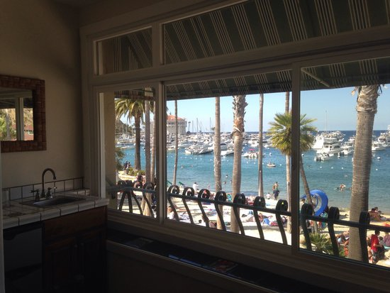 The Edgewater: View from Suite Two!
