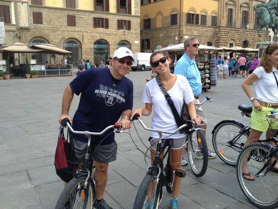 Tuscany Bike Tours: bike tour of florence