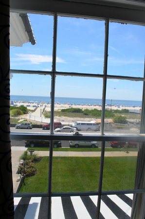 The Peter Shields Inn : View from Room 2