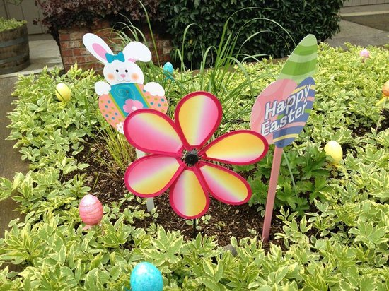 Lynden / Bellingham KOA: Easter time at the KOA