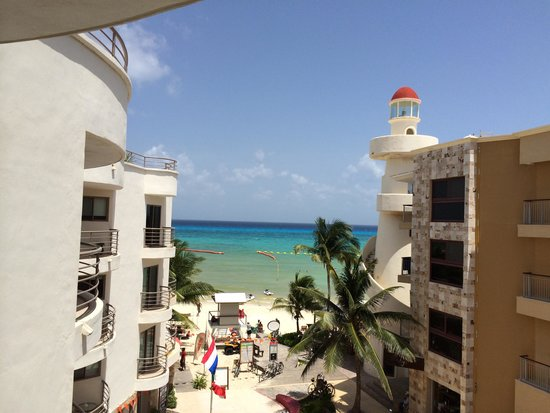 Corto Maltes Ocean Front Luxury Vacation Condos: view from room 302