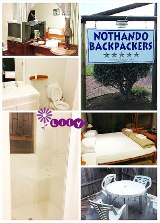 Nothando Backpackers Lodge: Room
