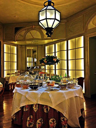 Santa Maria Novella Hotel : Breakfast was great!